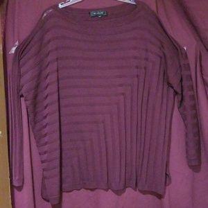 Ladies St John's Over Size  Sweater